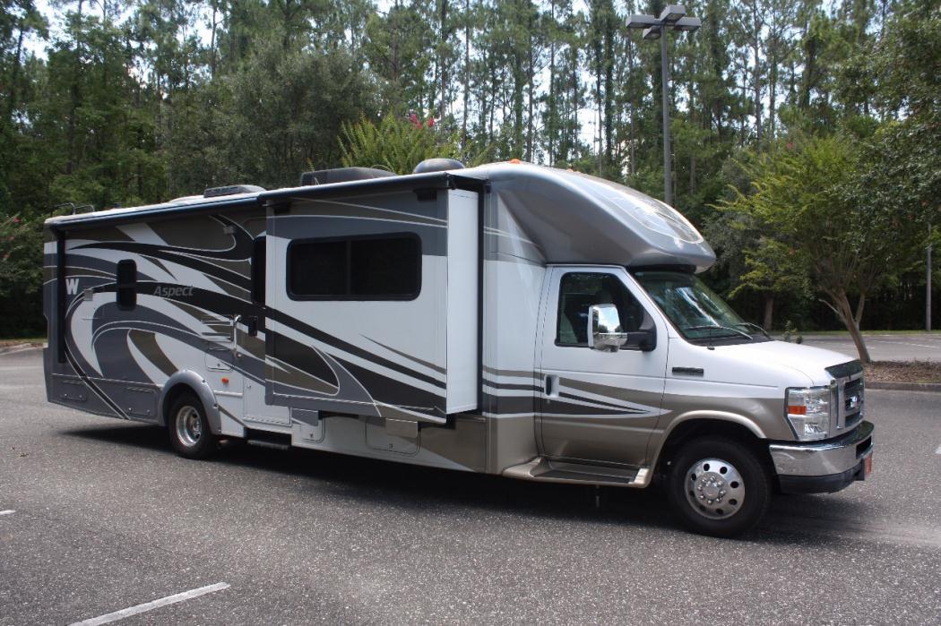 Winnebago Aspect 30c Rvs For Sale In Florida