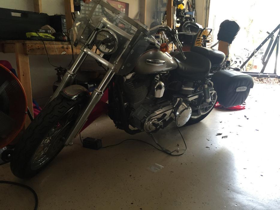 Kawasaki Ninja Zx  With Saddlebags And Back Seat