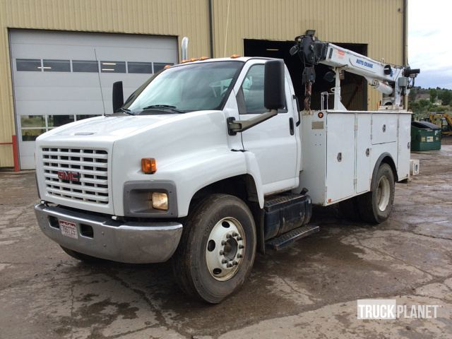 Gmc C6500 Cars For Sale In California