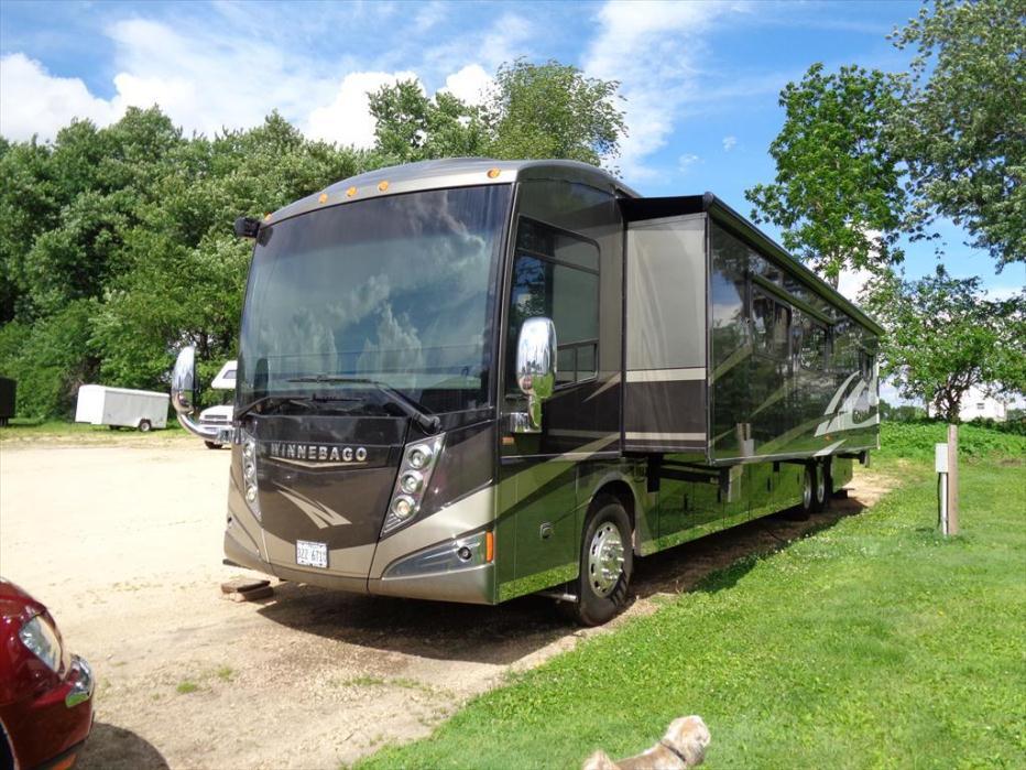 2010 Winnebago Tour 42 Rvs For Sale In Illinois
