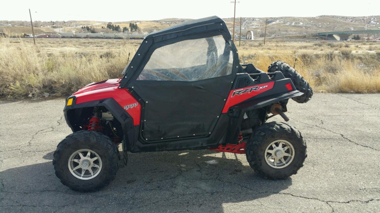 2012 Polaris Ranger RZR XP 4 900