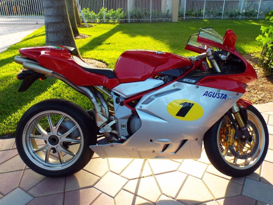mv agusta f4 1000 ago motorcycles for sale in florida. Black Bedroom Furniture Sets. Home Design Ideas