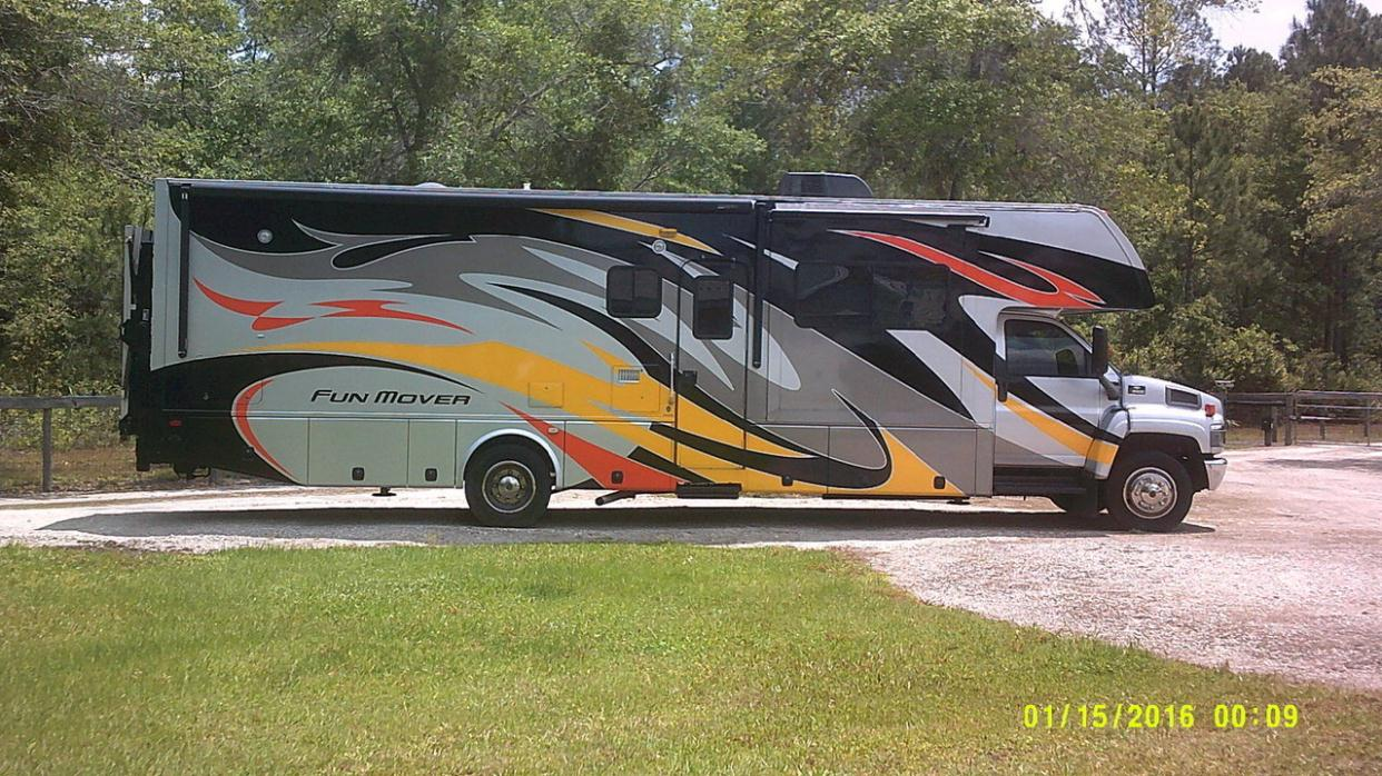 Four Winds Fun Mover 34c Rvs For Sale