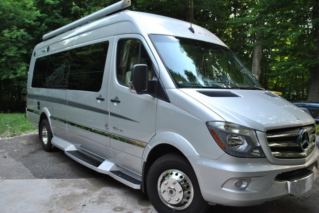 2015 Winnebago Era 170