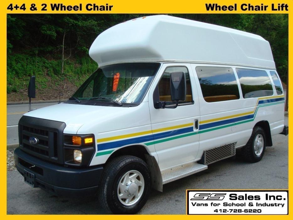 2008 Ford Econoline Dry Van