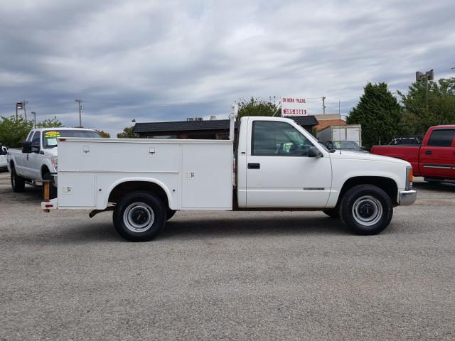 2000 Gmc Sierra 2500  Utility Truck - Service Truck