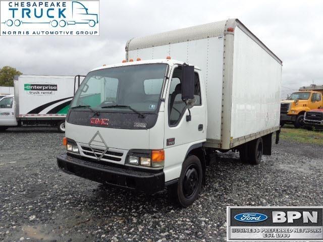 2005 Gmc W5500  Box Truck - Straight Truck