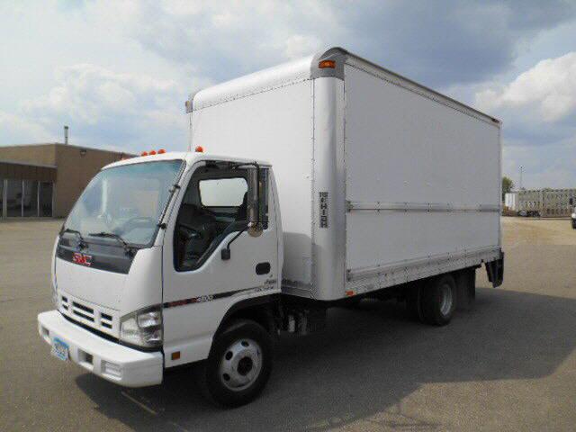 2006 Gmc W4500  Box Truck - Straight Truck