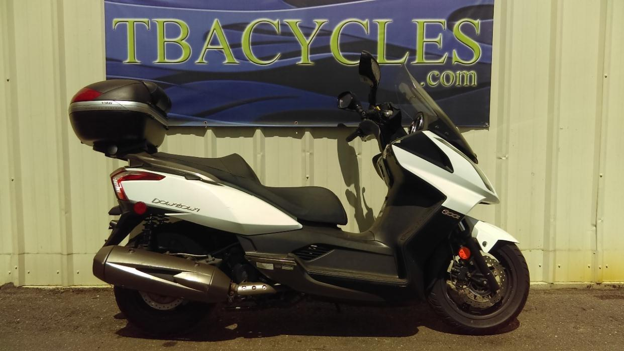 Kymco downtown 300i motorcycles for sale in tampa florida for Yamaha dealer tampa
