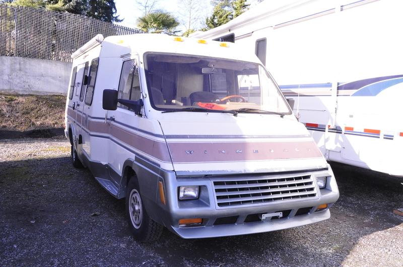 Lesharo rvs for sale 1987 winnebago lesharo publicscrutiny Images