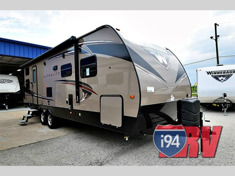 2017 Winnebago Industries Towables Ultralite 27BHSS