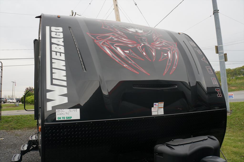 2017 Winnebago Spyder 28SC