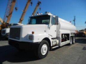1994 Volvo Wg64t Tanker Truck