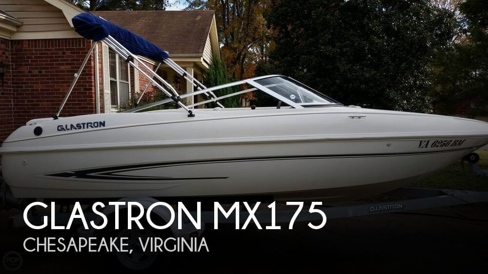 2007 Glastron MX175