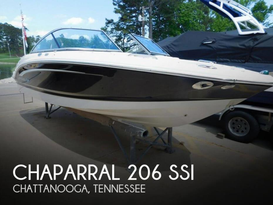 2013 Chaparral 206 SSI