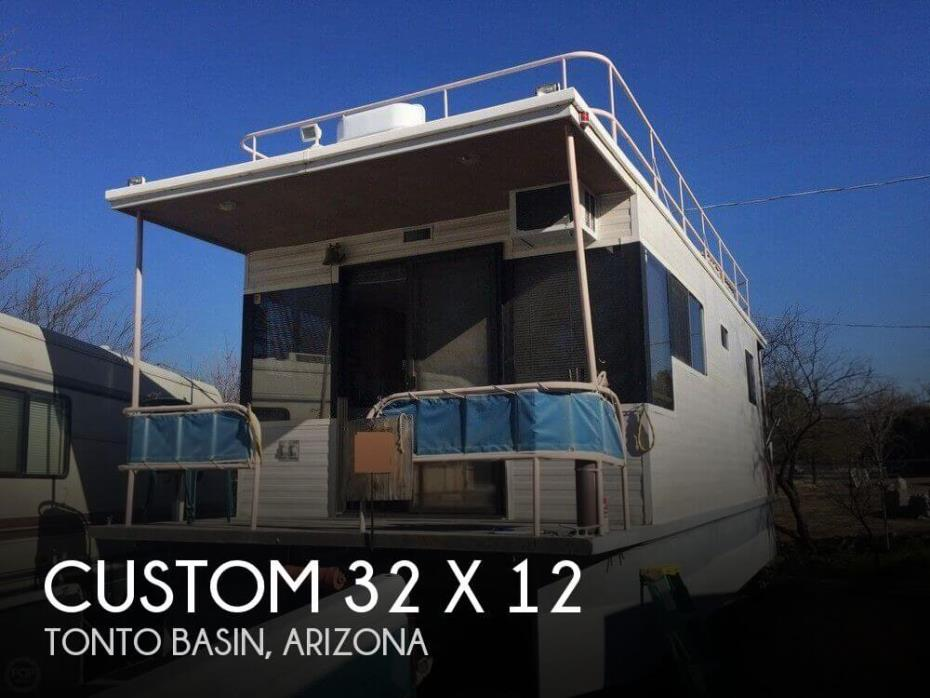 2002 Custom 32 x 12