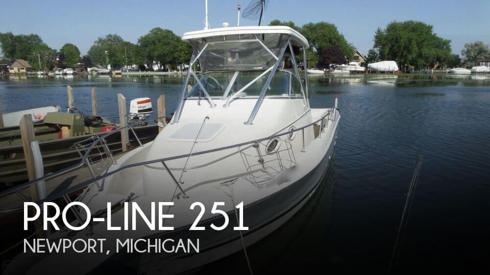 1997 Pro-Line 251
