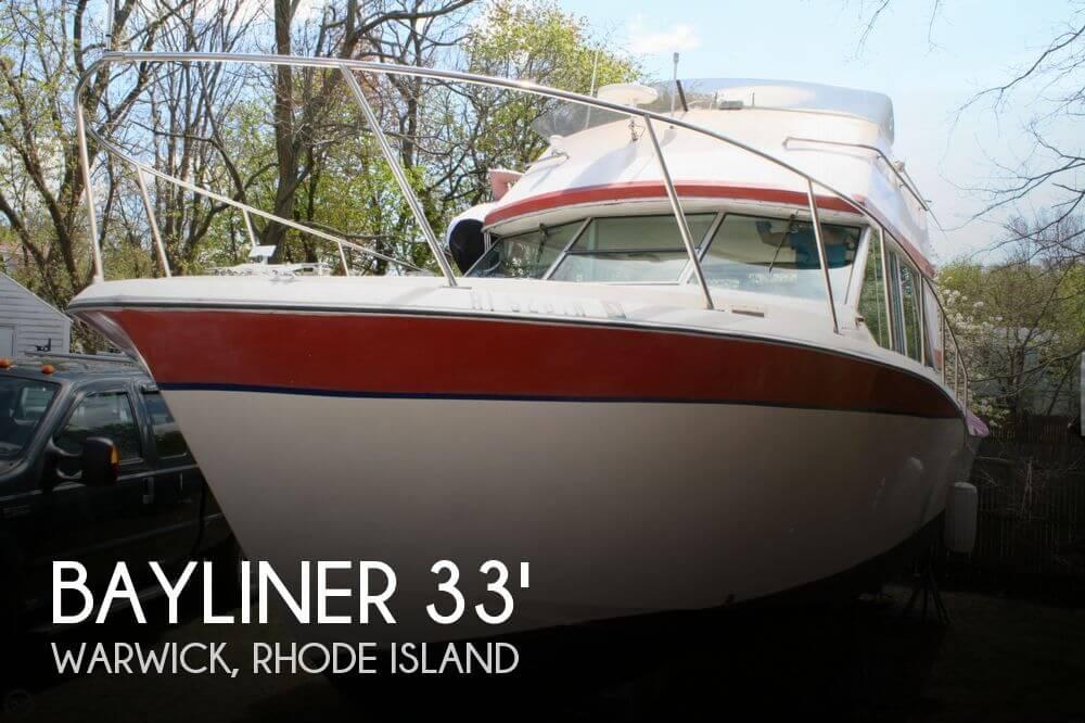 1974 Bayliner 33 Uniflight