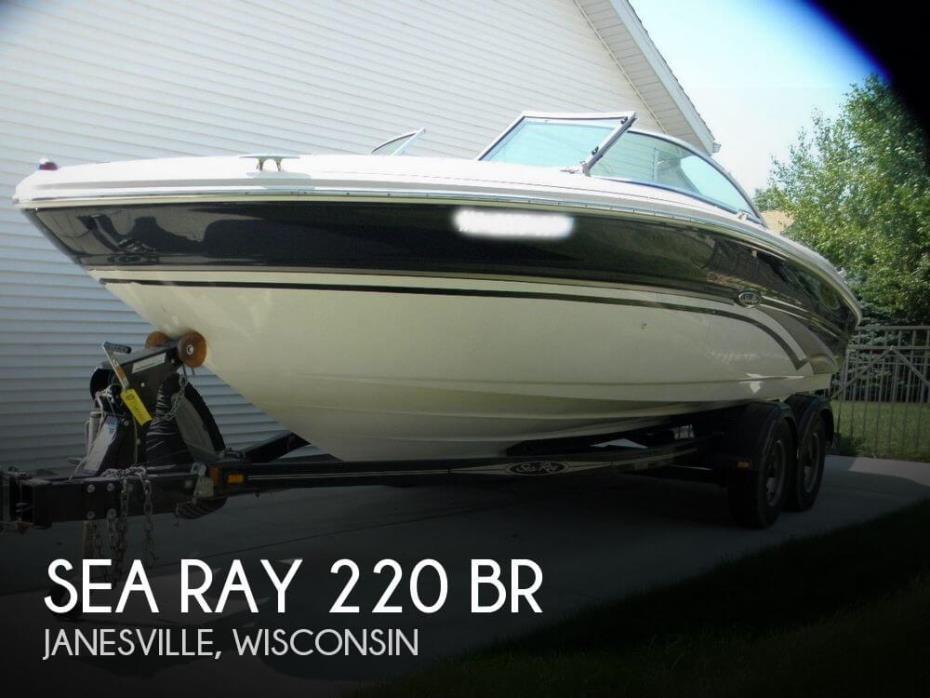 2002 Sea Ray 220 BR