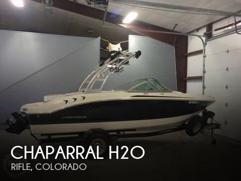2013 Chaparral H2O