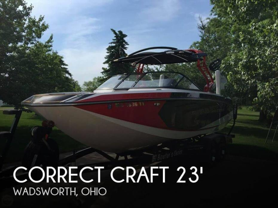 2013 Correct Craft Super Air Nautique G23