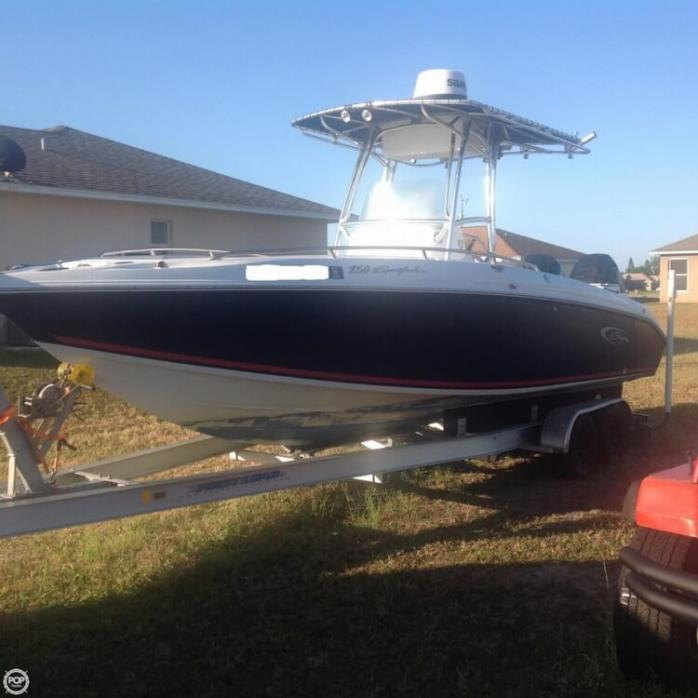 2015 Sun Tracker 16 DLX Party Barge