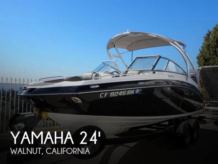 2011 Yamaha 242 Limited S Bowrider
