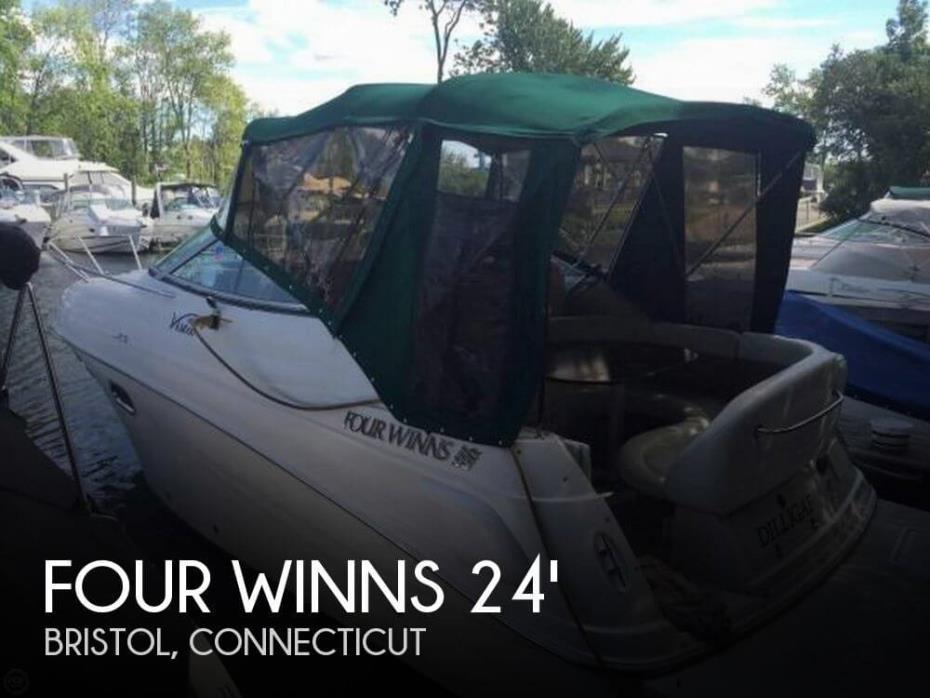 2005 Four Winns 248 Vista