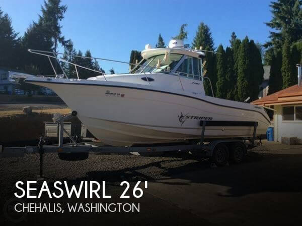 2005 Seaswirl Striper 2601