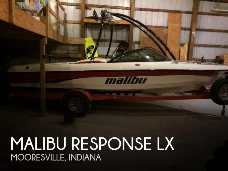 2002 Malibu Response LX