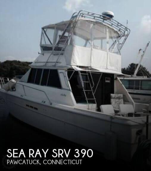 1984 Sea Ray SRV 390