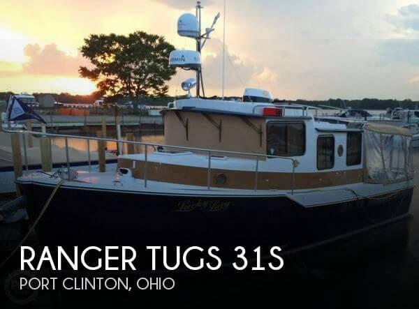 2015 Ranger Tugs 31S