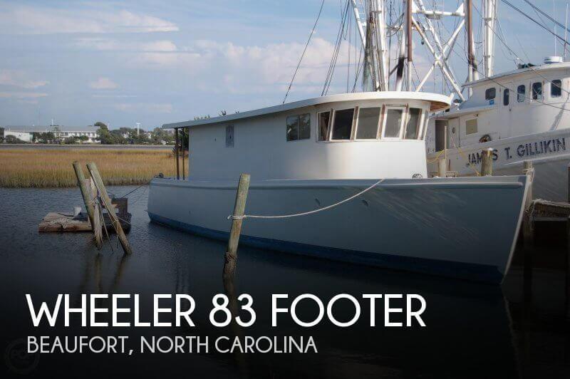 1942 Wheeler 83 Footer