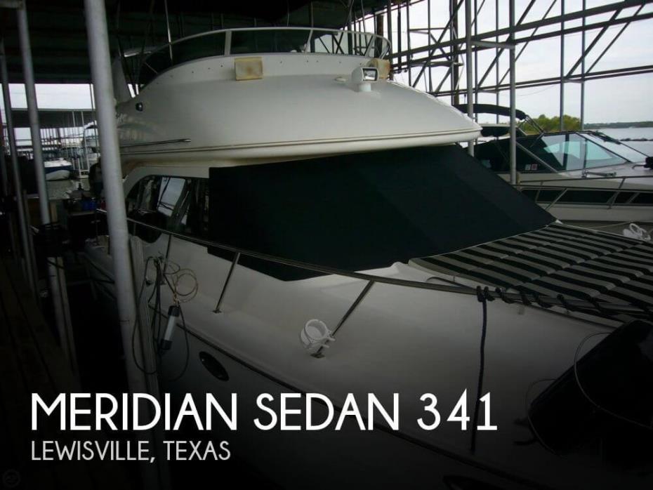 2004 Meridian SEDAN 341