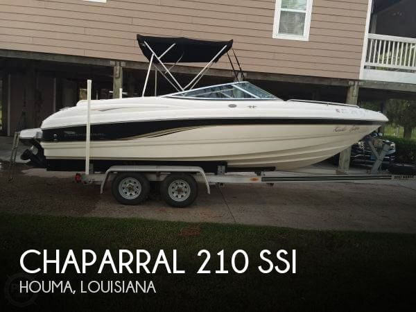 2004 Chaparral 210 SSI