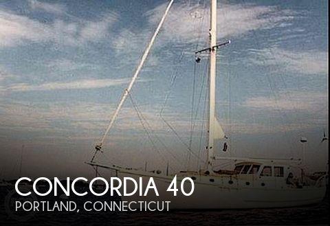 1962 Concordia 40