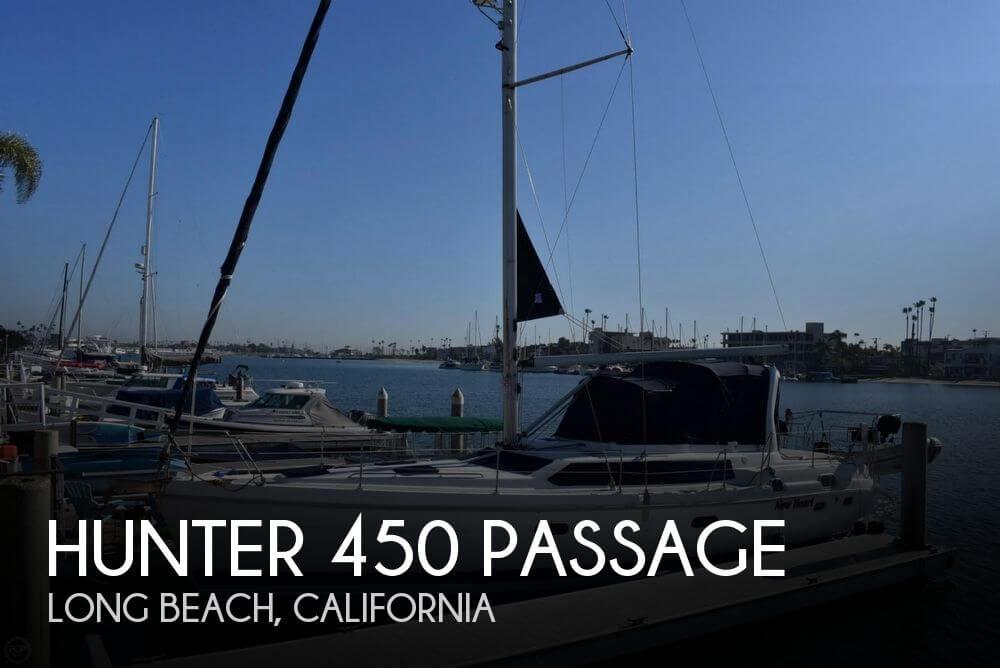 1998 Hunter 450 Passage