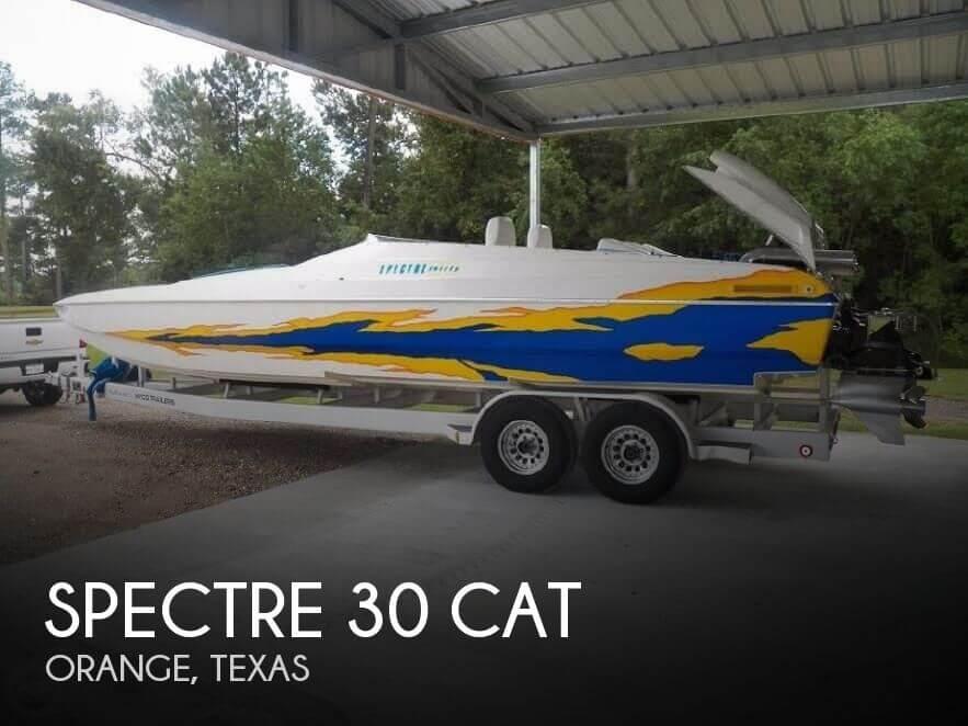 2001 Spectre 30 CAT