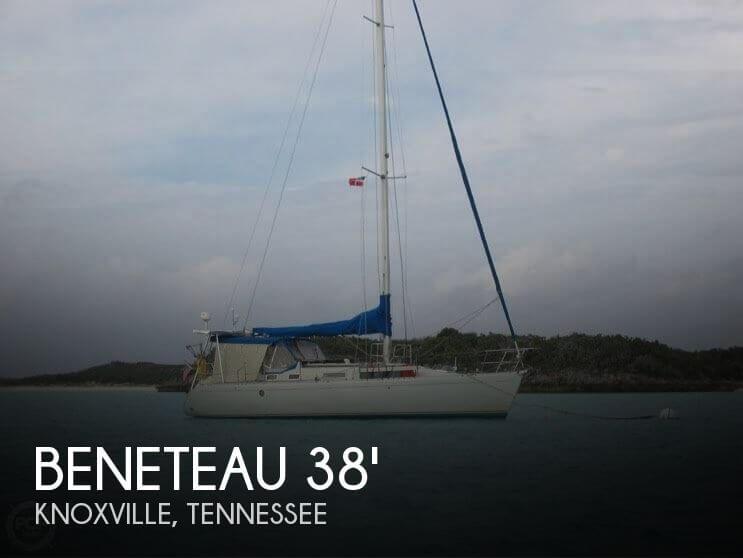 1991 Beneteau moorings 38