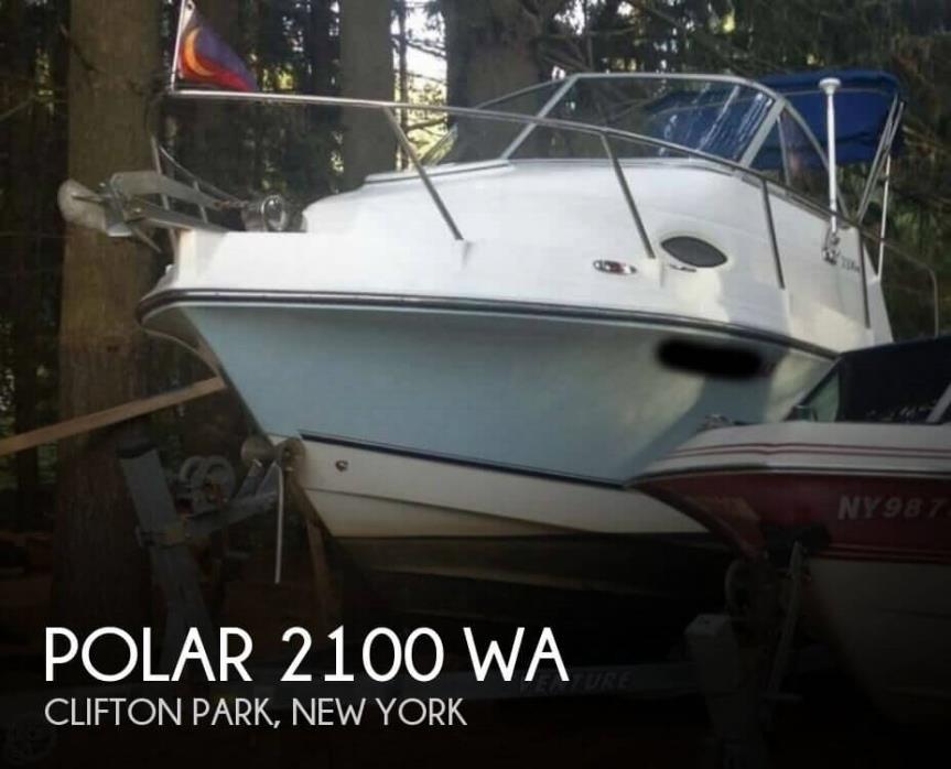 2005 Polar 2100 WA