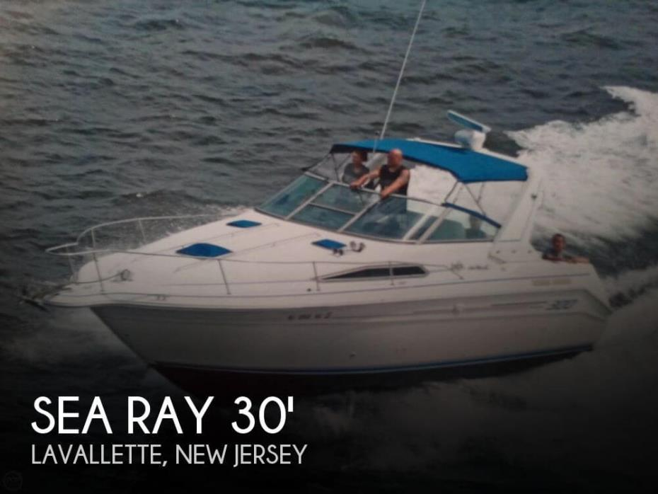 1992 Sea Ray Sundancer 300