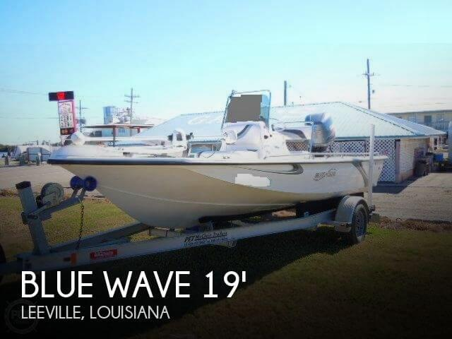 2011 Blue Wave 19 Super Tunnel 190