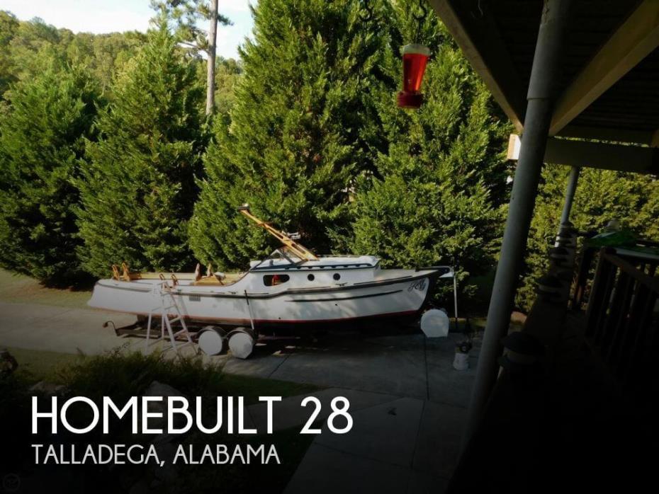 2015 Homebuilt 28