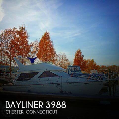 1997 Bayliner 3988
