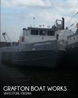 1971 Grafton Boat Works 72