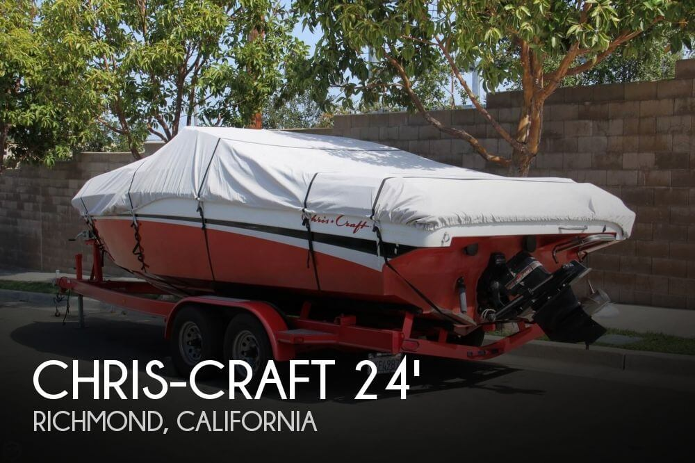 1988 Chris-Craft 245 Limited