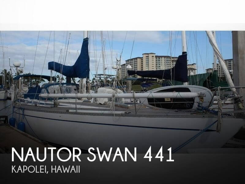 1979 Nautor Swan 441