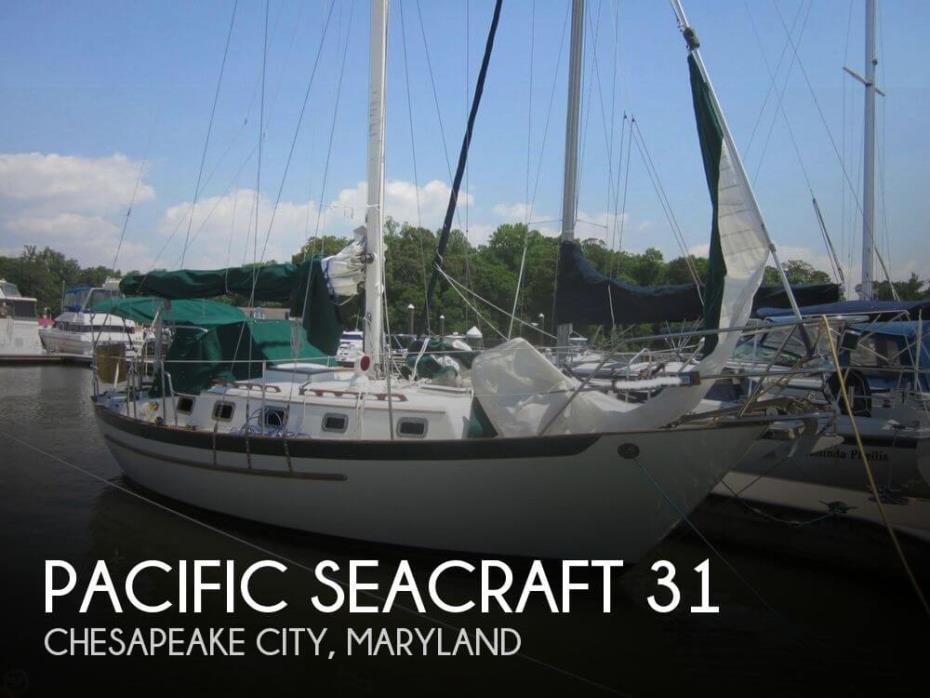 1989 Pacific Seacraft 31