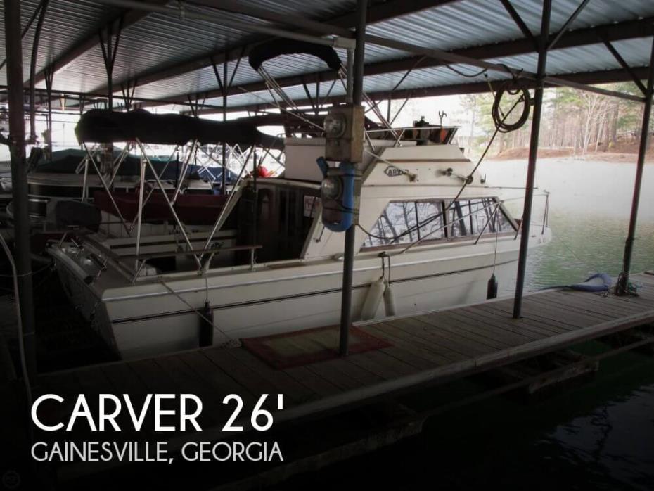 1977 Carver 2566 Santa Cruz