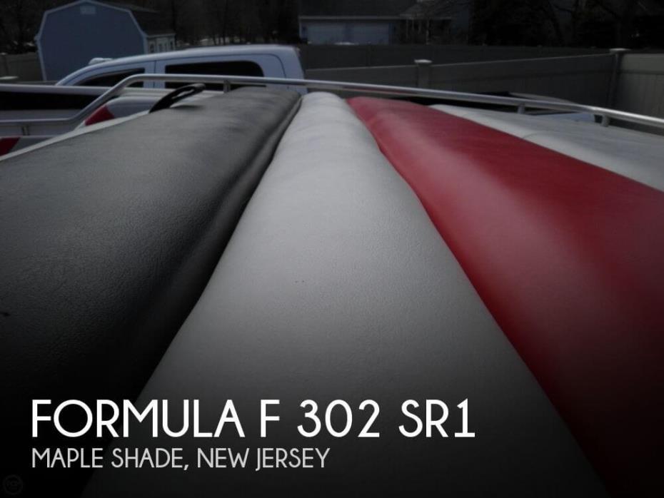1984 Formula F 302 SR1